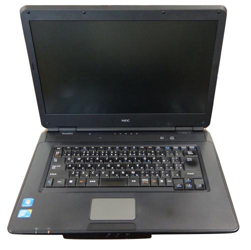 【ワケ有りジャンク】NEC VersaPro タイプVA VY25A/A-A PC-VY25AAZRA Core2DuoP8700(2.53GHz) HDD無し メモリ2GB OS無し