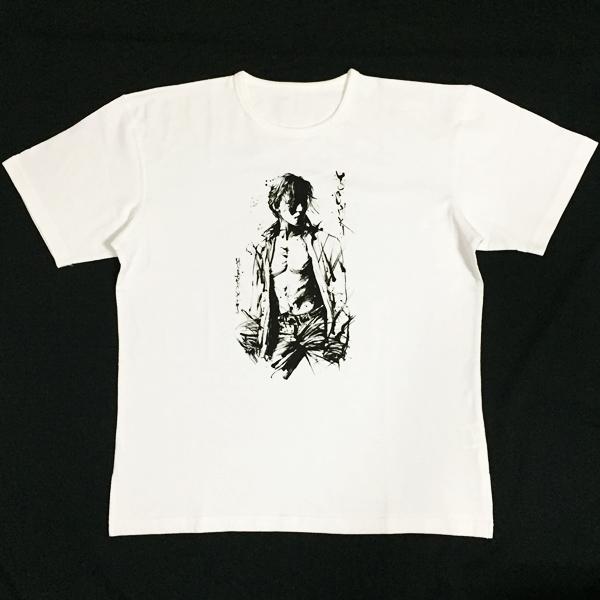 ネコポス対応! X JAPAN Yoshiki Tシャツ エックスジャパン ヨシキ