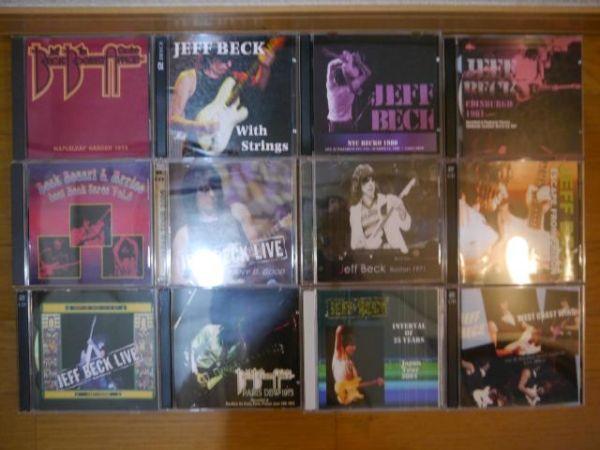【コレクターズ盤CD36種】Jeff Beck / Jeff Beck Group / BBA【4】