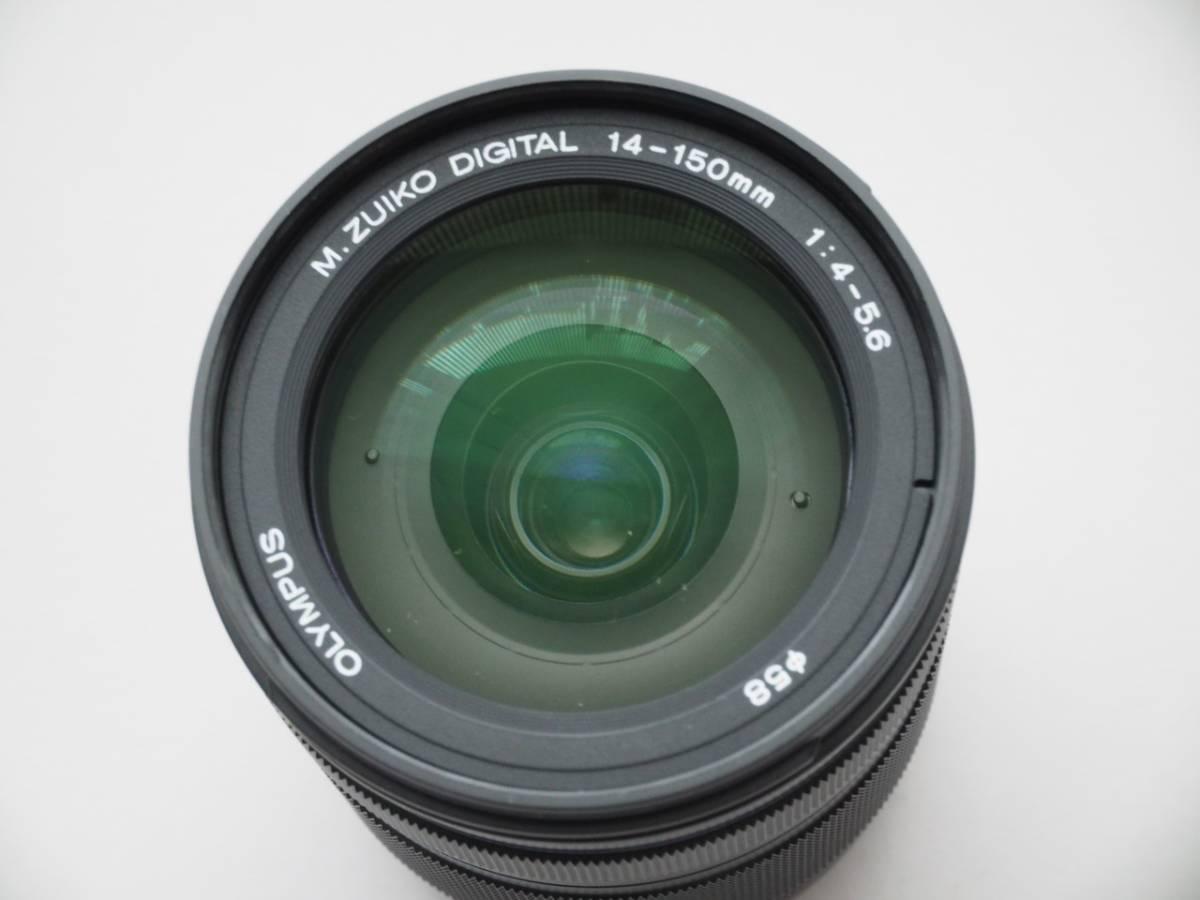 美品!オリンパス Olympus M.ZUIKO DIGITAL 14-150mm F4.0-5.6 II