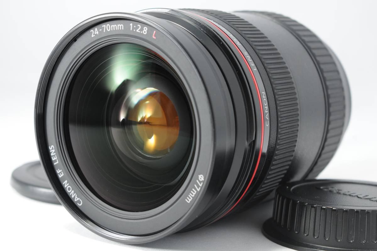 ★極上美品★Canon キャノン EF 24-70mm F2.8 L USM #133YF51-288-086