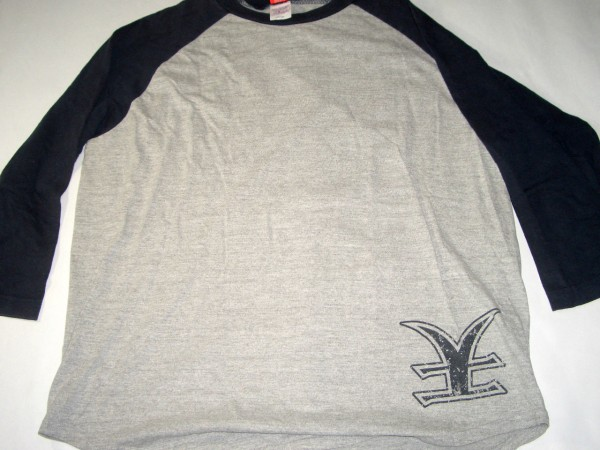 RIZE ライズ 七分袖Tシャツ Lサイズ  中古