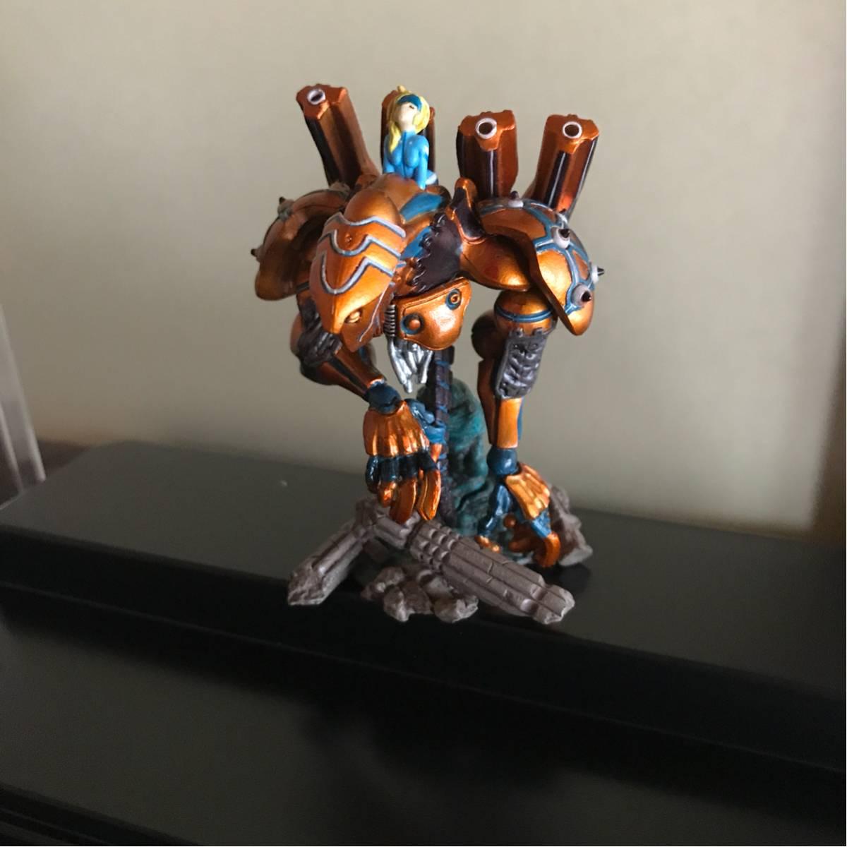 ファイナルファンタジー クリーチャーズ 「リュック」フルカラー彩色 FF シークレット 超レア プレミア グッズの画像