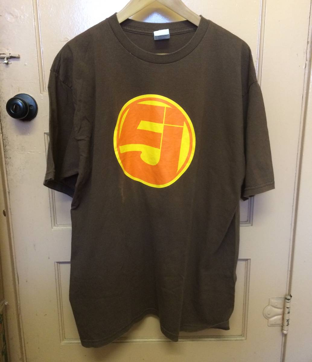 レア JURASSIC 5 ビンテージ Tシャツ CUT CHEMIST DJ SHADOW PABLO nirvana rap tee XL 2002