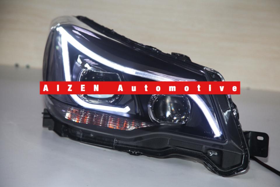 アイゼンオートモーティブ 新品 フォレスター SJ 型 社外 ヘッドライト AIZEN Automotive_画像2