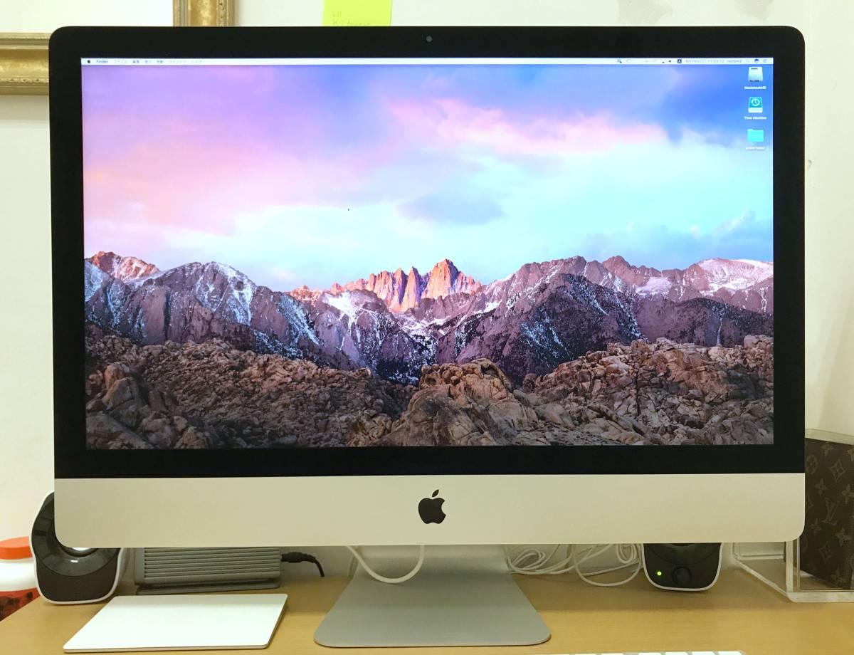iMacの情報
