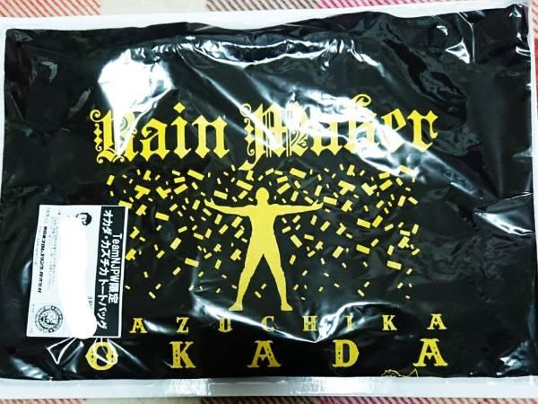 新日本プロレス オカダ・カズチカ トートバッグ(ブラック)新品未開封 グッズの画像