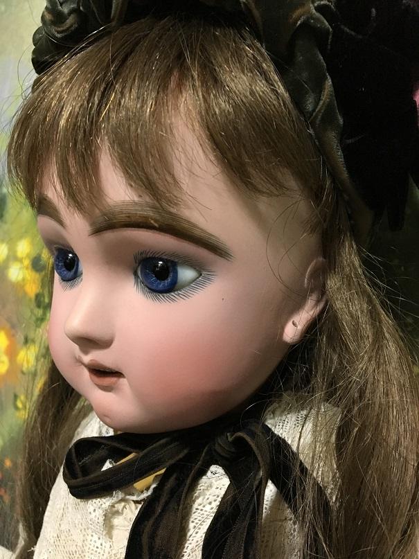 エデン・ベベ 美しいディープブルーアイ 13号 ジュモーボディ