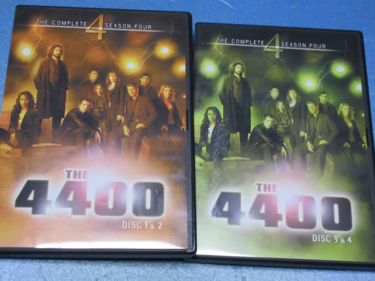 THE 4400 ‐フォーティ・フォー・ハンドレッド‐ シーズン4 コンプリートボックス(日本語吹替付)サンプル仕様版