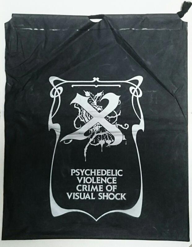 【ライブ会場限定】X ビニールバッグ X JAPAN