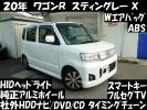 H20 year Wagon R stingray * equipment completion . after market HDD navi /DVD, Furuse gTV other * with pretest * prompt decision privilege * outright sales!