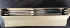 スリクソン SRIXON Z545 5-PW 6本 NSPRO980GH フレックス S アイアンセット 中古