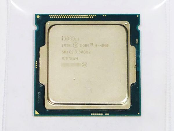 【送164円~】Core i5-4590 正常動作品 LGA1150