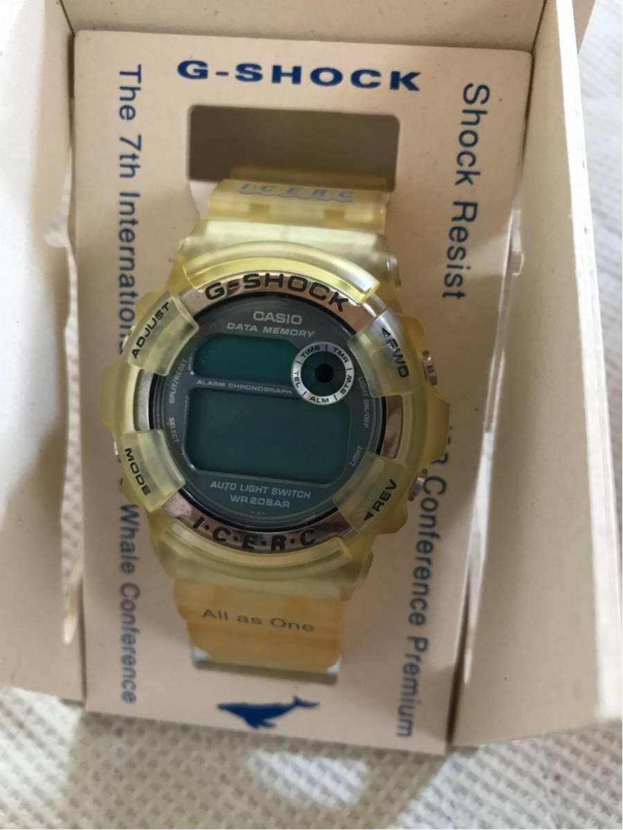 G-SHOCK/Gショック '98 7th I C E R C 腕時計 イルクジ DW-9200K-8T【動作未確認】