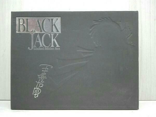 ブラックジャック リミテッドエディション ボックス グッズの画像