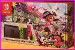 ◆◇任天堂 Nintendo Switch ニンテンドー スイッチ スプラトゥーン2 本体同梱版セット 新品未開封メーカー保証あり◇◆