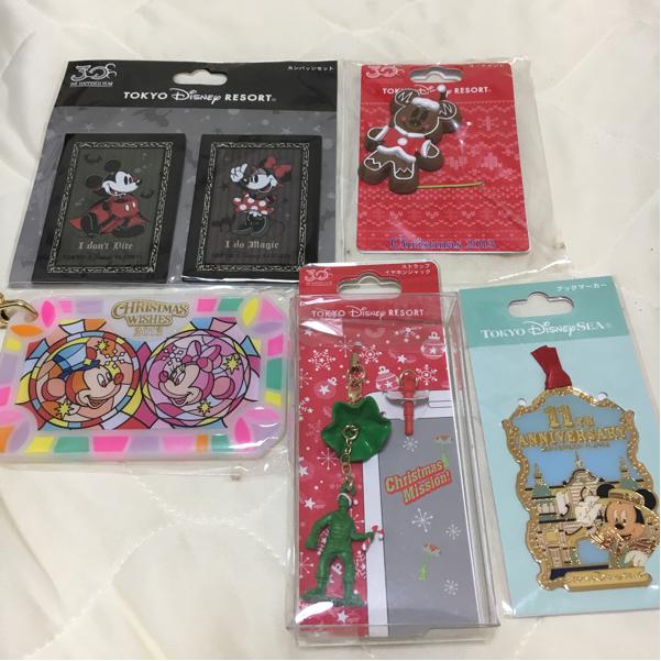 ディズニーグッズハロウィンクリスマストイストーリーバンパイヤミッキーミニーパスケース30周年11周年未使用品ランドシーリゾート ディズニーグッズの画像