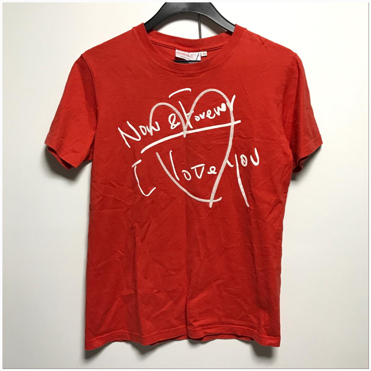 桑田佳祐 2012 Tシャツ I LOVE YOU now&forever 【S】 サザンオールスターズ