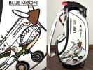 【NEW★新品】ブルームーン P-40 ウォーホーク エナメル スタンドバッグ ホワイト