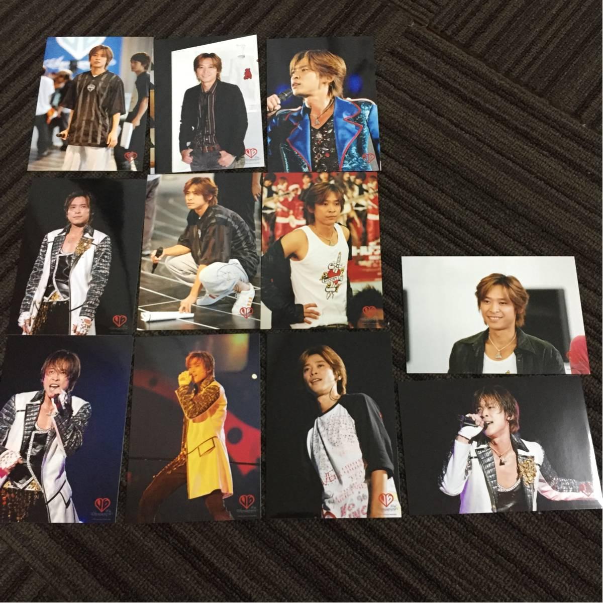 V6坂本 写真11枚 コンサートグッズの画像