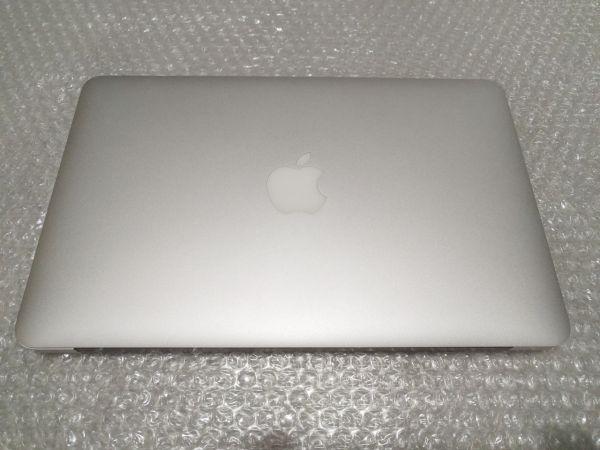 美品☆ Macbook Air 11 /Core i7/4GB/SSD 128GB/充放電88回_画像2