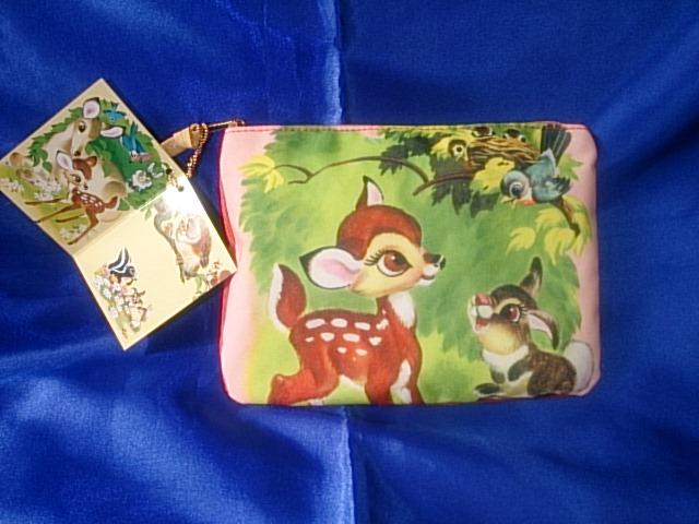 @ ディズニー バンビ Bambi ポーチ ◆◇◆ 518 ディズニーグッズの画像