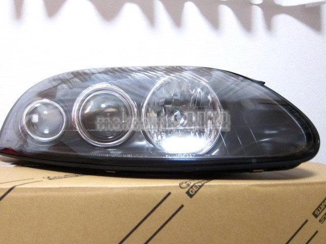 A80系 スープラ 中期・後期純正ヘッドライト 2JZ-GTE 2JZ-GE JZA80 SZ-RZ-SGZ 管理0033_画像2