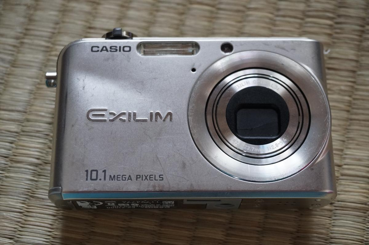 送料無料 CASIO EXILM EX-Z1000 デジタルカメラ