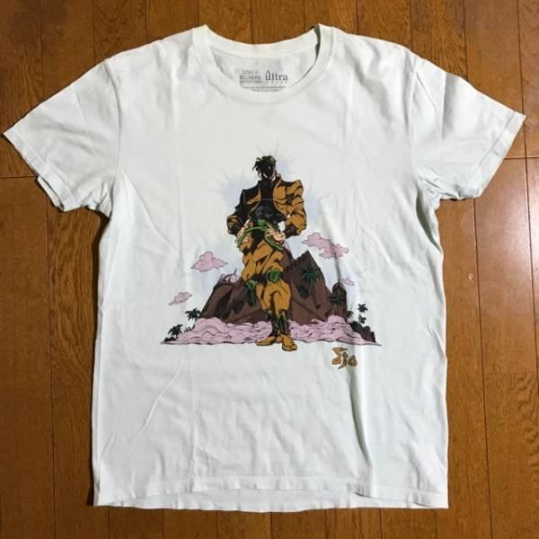 ジョジョの奇妙な冒険 ディオ Tシャツ M JOJO×ULTRA BRAND DIO violence グッズの画像