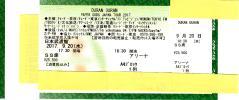 音樂 - Duran Duran 特典付SS席 武道館アリーナA4最前列 9/20(水) デュラン デュラン