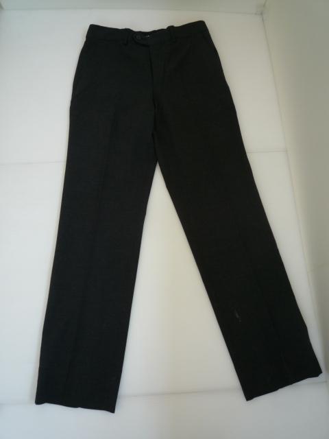 【お買い得!】 ■ ザラメン / ZARA MAN ■ スラックス 黒系 メンズ EUR38 (HR01M115)