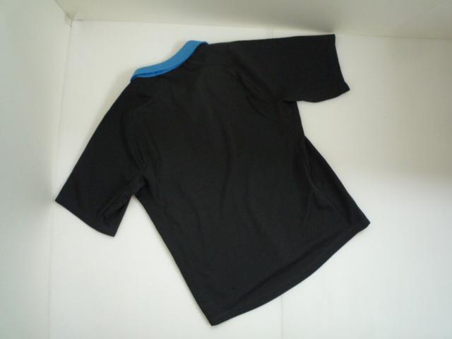 【お得!!】■レキシー/LEXXY■ ユニフォーム 黒系 半袖 襟付き メンズ_画像2