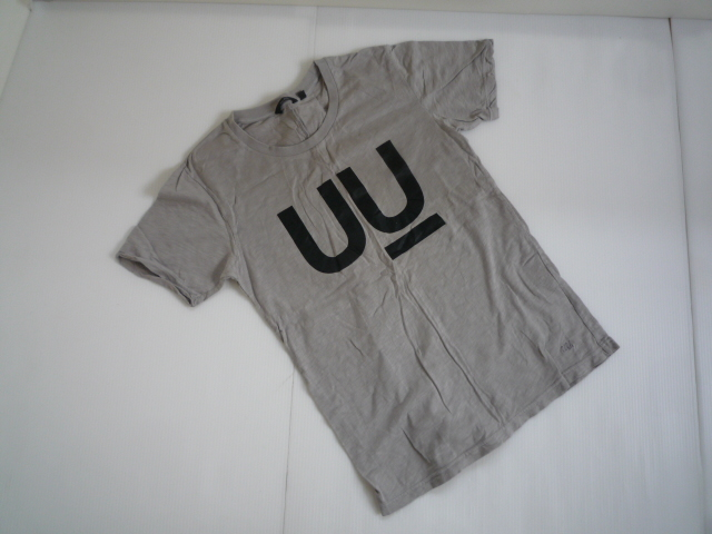 【お得!!】■ユニクロ/UNIQLO■ 半袖Tシャツ 丸首 メンズ S