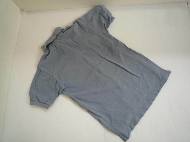【お得!!】■トランスコンチネンツ/TRANS CONTINENS■ ポロシャツ 薄い水色 半袖 メンズ 2_画像2