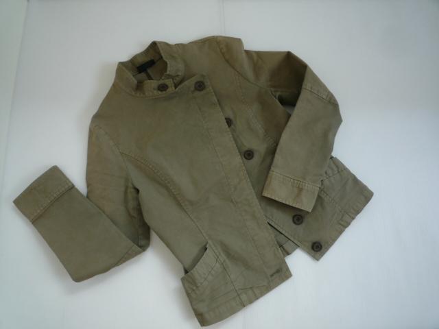 【お買い得!】 ■ エーティー / A/T ■ 長袖ジャケット 薄い緑系 アウター