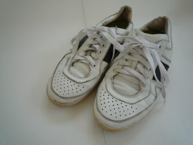【お得!!】■スニーカー■ 白 ひも靴 メンズ