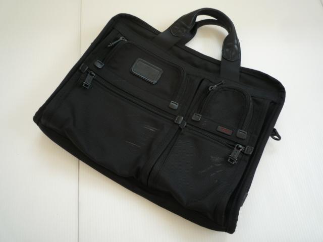 【お得!!】■トゥミ/TUM■ ビジネスバック 黒 パスケース付き メンズ