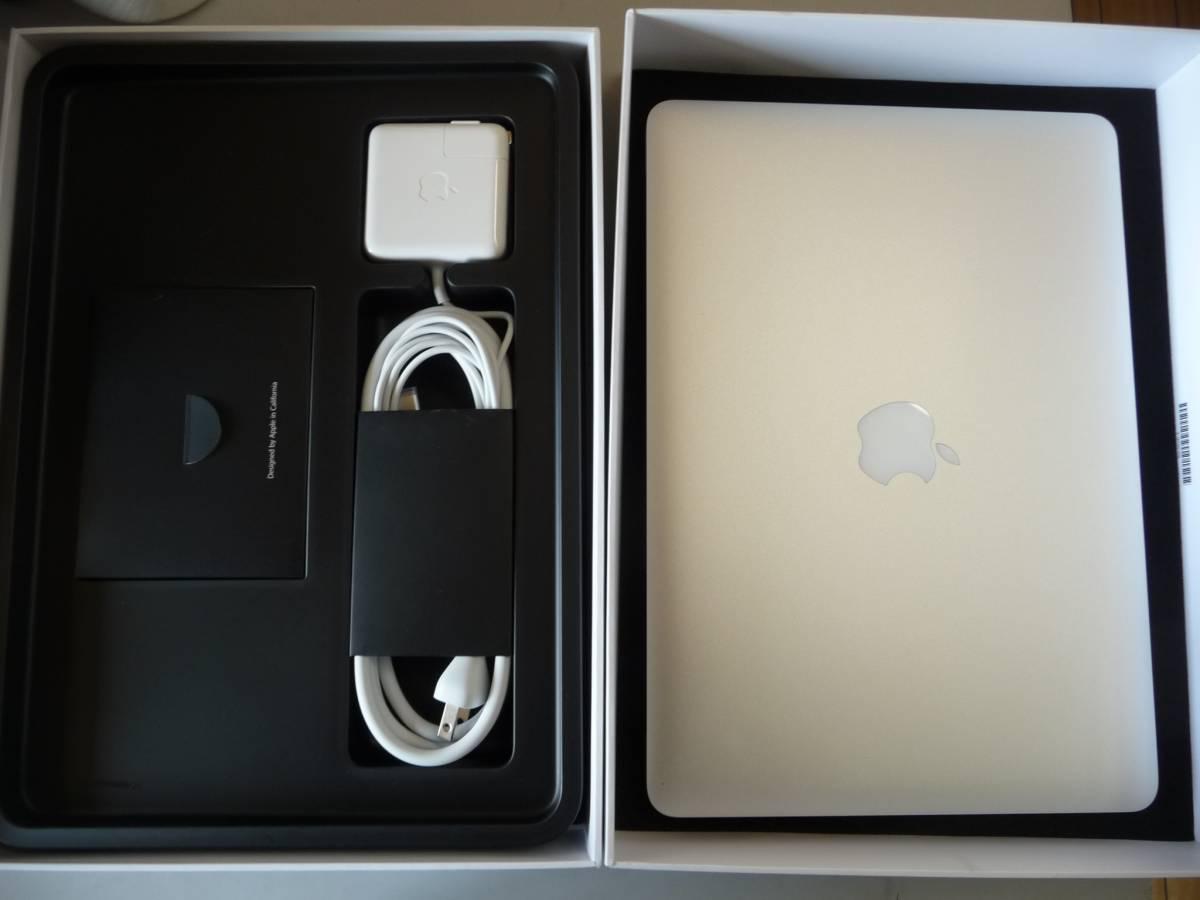 美品 MacBook Air2016 13.3インチ i5 1.6GHZ/8G/256G/ MMGG2J/A_画像2