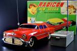 [中古/動作品] 増田屋 無線操縦自動車「ラジコン ニュー セダン」RADICON NEW SEDAN オールズモービル 1955 Oldsmobile マスダヤ