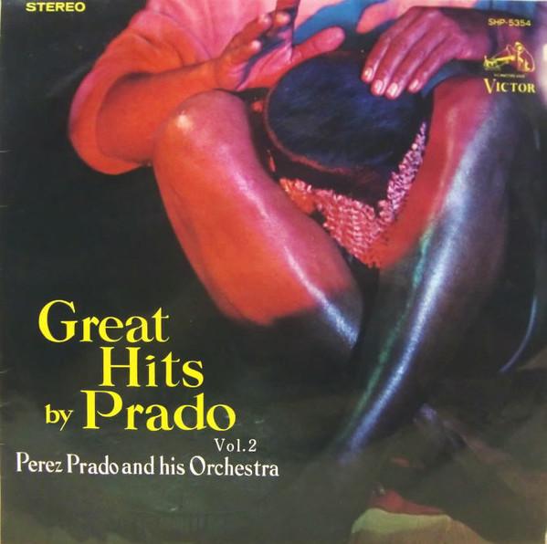 ペレス・プラード不滅の名曲集 第2集 Perez Prado Great Hits_画像1