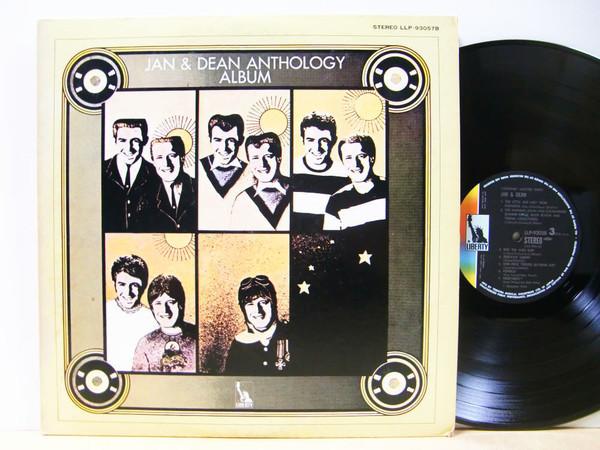 Jan & Dean - Jan & Dean Anthology Album 国内盤良好品_画像1