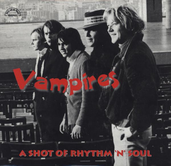 Vampires A Shot of Rhythm & Soul German Mod R&B_画像1