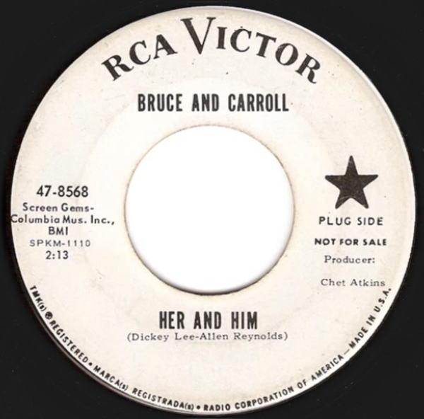 Bruce and Carroll Teener Sunshine Pop ティーンソフトロック 試聴_画像1