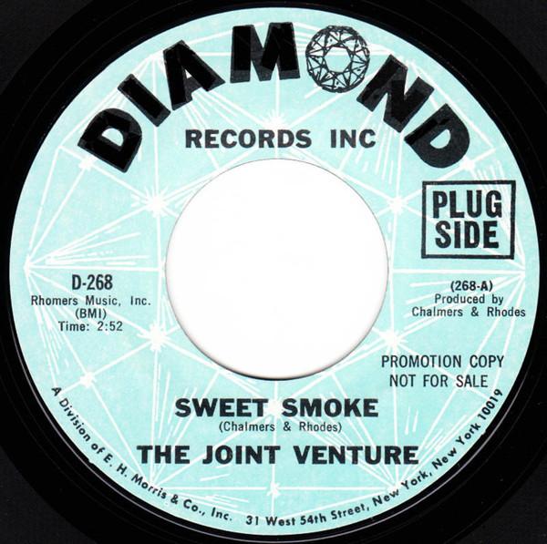 Joint Venture Sweet Smoke スキャットラウンジファンク Stax ノーザンソウル 試聴_画像1