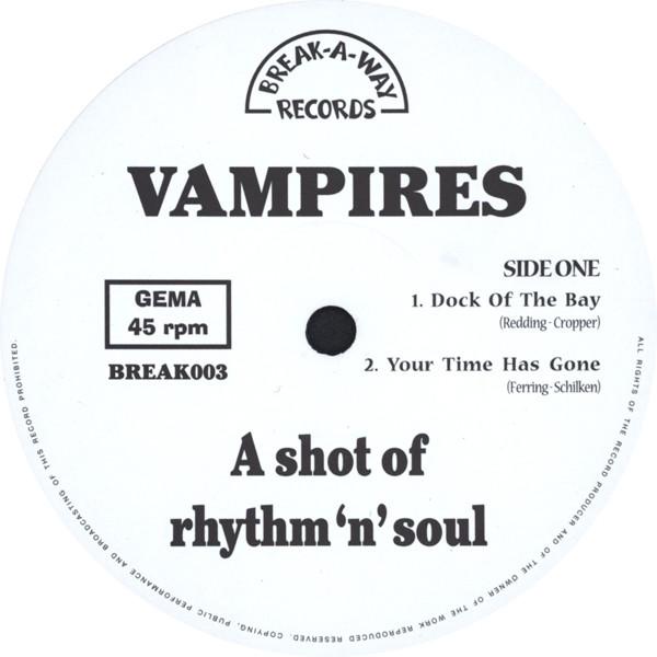 Vampires A Shot of Rhythm & Soul German Mod R&B_画像3