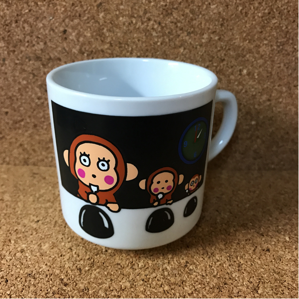 おさるのもんきち 変身マグカップ☆ グッズの画像