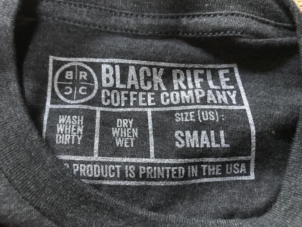 ブラックライフルコーヒー Tシャツ Sサイズ グリーンベレー SEAL DEVGRU MARSOC_画像3