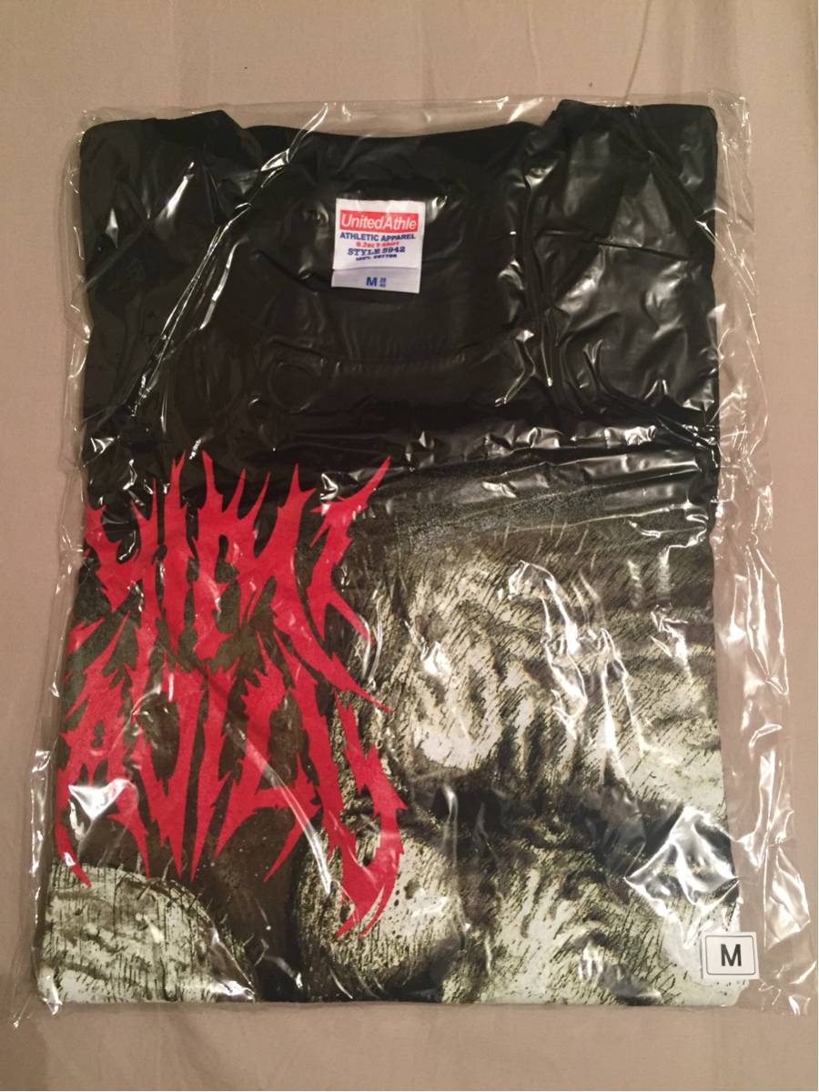 【新品未使用】 マキシマムザホルモン 耳噛じる Tシャツ トートバッグ セット まとめ売り サイズ M 黒 ライブグッズの画像