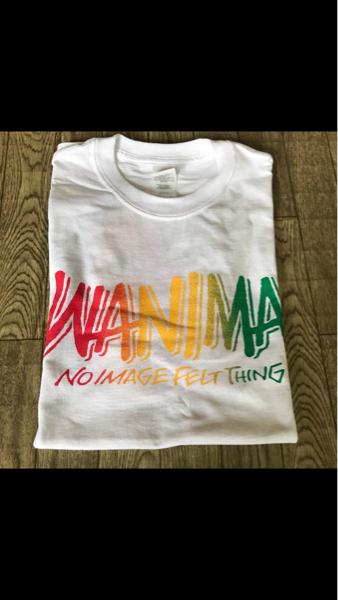 【中古】WANIMA ワニマ Tシャツ ライブグッズの画像