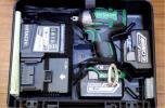 日立工機 日立 充電式 インパクトレンチ WR18DBDL2 2LYPK 18V 6.0Ah 280Nm リチウムイオン電池BSL1860+バッテリーUC18YDL+ケース HITACHI